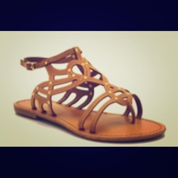 Cute gojane summer sandals!