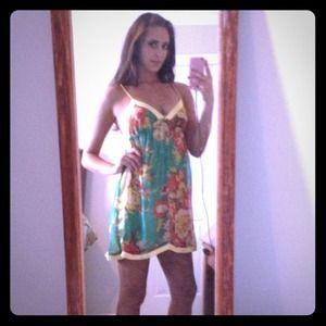 Dresses & Skirts - Green oriental dress