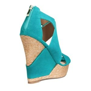 JustFab Shoes - Belfast Wedges