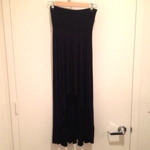 Dresses & Skirts - Sexy Black Strapless Dress