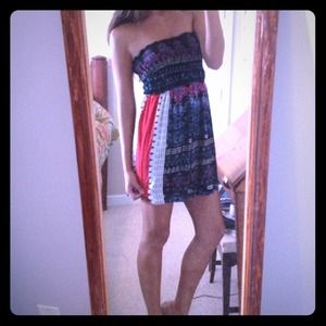 Dresses & Skirts - Cute summer dress or beach cover up