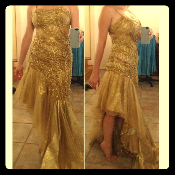 Sherry Couture Dresses