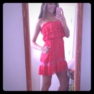 Dresses & Skirts - Red sundress