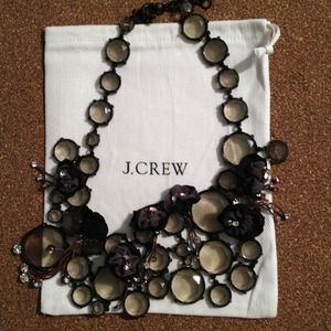 Rare J Crew Necklace 💚