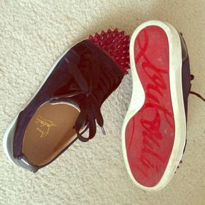 christian louboutin prices - Christian Louboutin sneakers on Poshmark