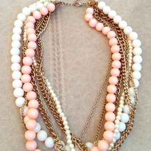 ❌SOLD❌ GIFT WITH PURCHASE! Pearl & Chain Necklace!