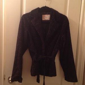 Wendy Hill vintage short coat fully lined