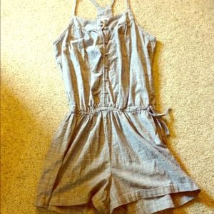 mossimo supply co.  Dresses & Skirts - Romper/jumpsuit