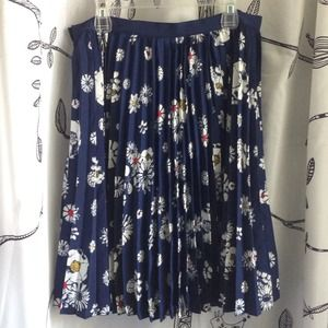 Jason Wu for Target Floral Skirt