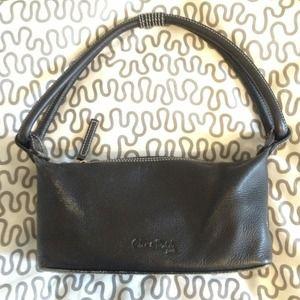 Cleo & Patek Paris leather handbag
