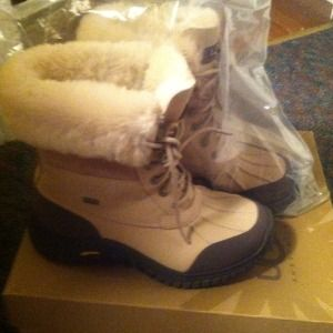 Authentic UGG snow boots.