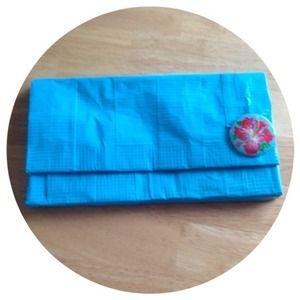 Handbags - 💙Stylish One of a Kind Clutch💙