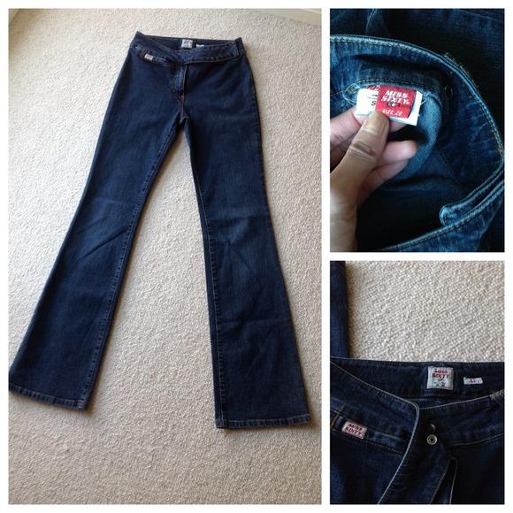 Miss Sixty Denim - Authentic Miss sixty demin jeans