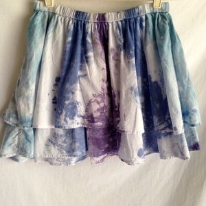🎉Host Pick!🎉 Gorgeous Tie-Dye Skirt Sz L