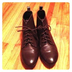 Brown H&M Shoes
