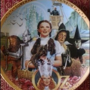 Other - Wizard of Oz Plate
