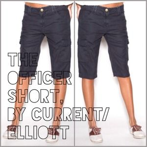 Current/Elliott Pants - Current/Elliott shorts