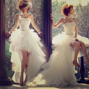 Dresses & Skirts - ♡《 SOLD 》 ♡ Gorg wedding dress :D