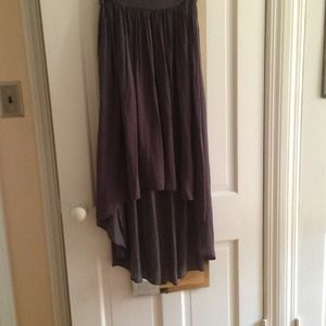 Zara Dresses & Skirts - High low skirt from zara