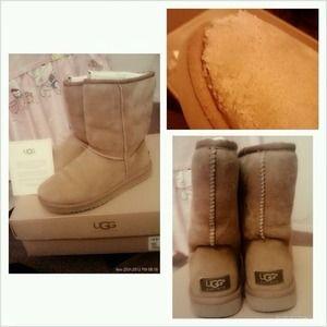 UGG Australia classic short boots