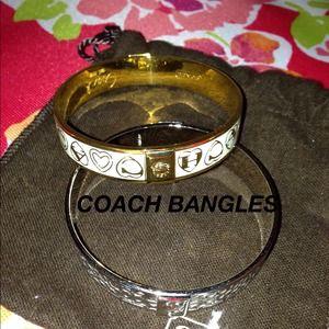 Sale take $20 off Coach .5 inch bracelet(s)