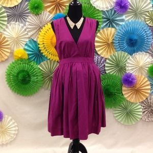 Adam Dresses & Skirts - Magenta Cocktail Dress by Adam Lippes