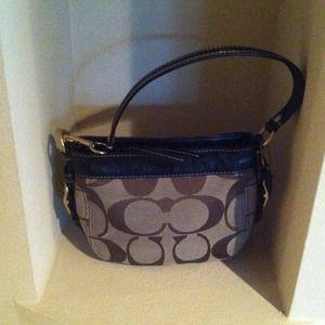 Authentic Coach classic purse!