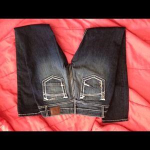 BKE Buckle Jeans - BKE Buckle Stella Skinny Jeans-29 BNEW
