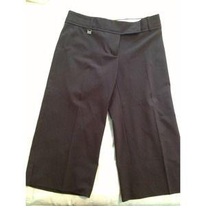 BCBGMaxazria Formal Capri Pants