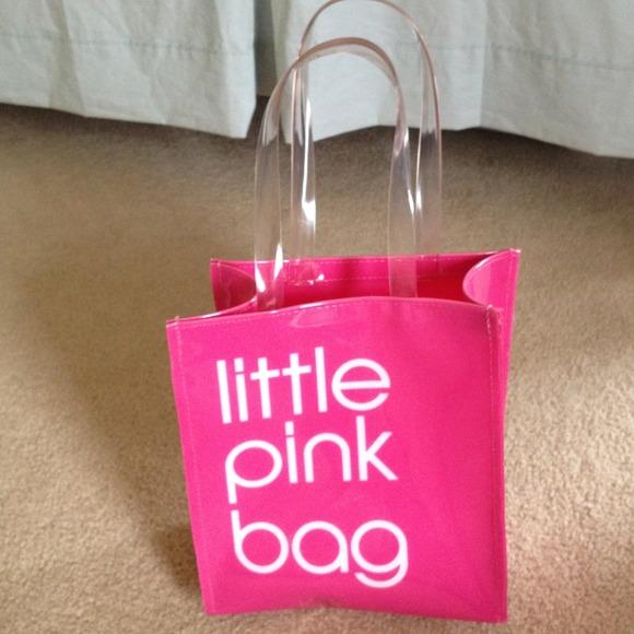 Bloomingdales Bags Little Pink Bag Poshmark
