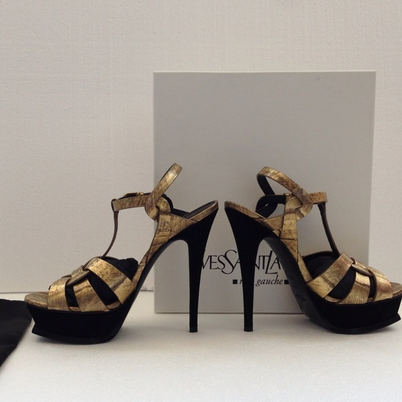 Yves Saint Laurent Shoes - YSL