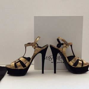 Yves Saint Laurent Shoes - YSL **sold for 499.00** 1