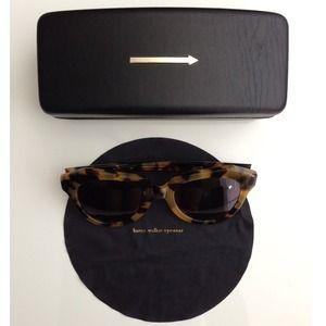 Karen Walker Accessories - Karen Walker Number One Sunglasses