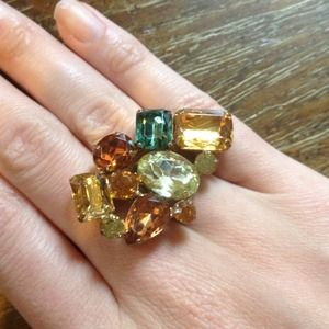 HOST PICK 11/25- Jeweled cocktail ring