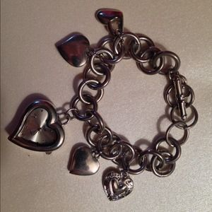 Charm Bracelet Style Watch