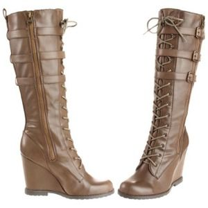 Mia Ursela Knee-High Boot