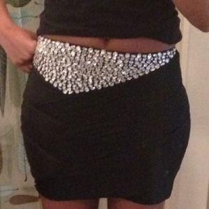 HOST PICK BEAUTIFUL Mini skirt. Brand NEW