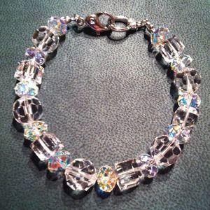 Jewelry - 💎 Swarovski Clear Crystal Bracelet.💎