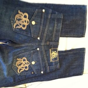  Rock & Republic Blue Jeans size- 29