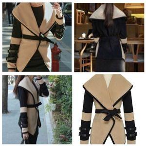 Outerwear - 🎊HOST PICK🎊Wool fall coat