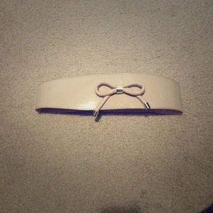 H&M Bow Belt