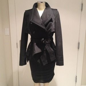 Givenchy black jacket- RARE! Sold out!!!
