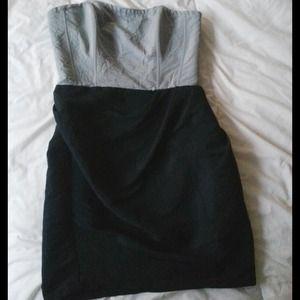 Target Dresses & Skirts - Target Bustier Strapless Dress