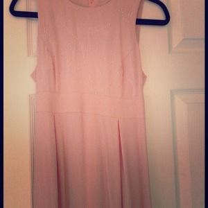 ✂REDUCED✂Vintage Pale Pink Maxi