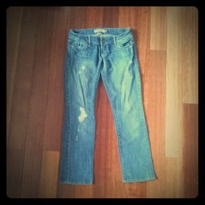 Abercrombie & Fitch Denim Jean