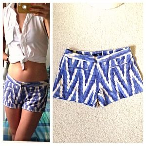 Gap Ikat Shorts