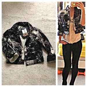 Proenza Schouler for Target Cropped Jacket