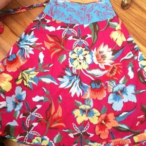 OILILY  Dresses & Skirts - NWOT  OILILY  midi wrap skirt