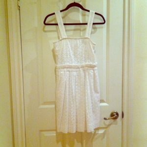 See by Chloe white dress in size 2.