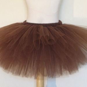 Dresses & Skirts - ON SALE!!!! Brown Tutu